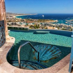 Отель Villa Luces Del Mar Педрегал бассейн