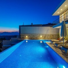 Отель Villa Eslem by Akdenizvillam Патара бассейн фото 2