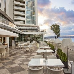 The Grand Tarabya Hotel Турция, Стамбул - отзывы, цены и фото номеров - забронировать отель The Grand Tarabya Hotel онлайн пляж