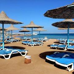 Отель Royal Lagoons Aqua Park Resort Families and Couples Only - All Inclusi пляж