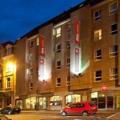 Отель Ibis Leuven Centrum Бельгия, Лёвен - отзывы, цены и фото номеров - забронировать отель Ibis Leuven Centrum онлайн вид на фасад фото 2