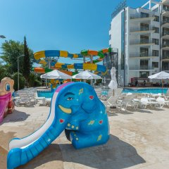 Отель Best Western Plus Premium Inn Солнечный берег детские мероприятия фото 2