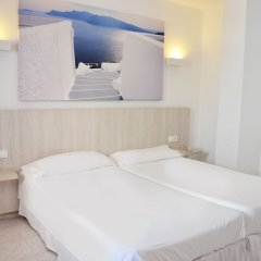 Отель Apartamentos Panoramic Испания, Ивиса - отзывы, цены и фото номеров - забронировать отель Apartamentos Panoramic онлайн вид на фасад
