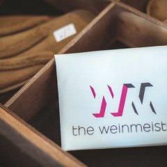 Отель The Weinmeister Berlin-Mitte Германия, Берлин - 1 отзыв об отеле, цены и фото номеров - забронировать отель The Weinmeister Berlin-Mitte онлайн удобства в номере фото 2