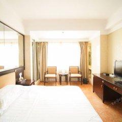 New Material Hotel комната для гостей
