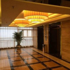 Shanshui Trends Hotel Beijing Yanxi Branch интерьер отеля