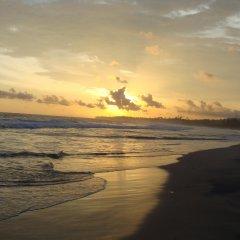 Отель Abeysvilla пляж