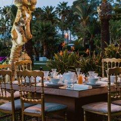 Отель Sofitel Rabat Jardin des Roses Марокко, Рабат - отзывы, цены и фото номеров - забронировать отель Sofitel Rabat Jardin des Roses онлайн фото 10
