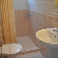 Отель Saint George Nessebar ванная