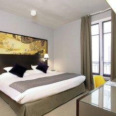 Отель Little Palace Hotel Франция, Париж - 7 отзывов об отеле, цены и фото номеров - забронировать отель Little Palace Hotel онлайн комната для гостей фото 3