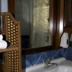 Отель Albergo Acquaverde Генуя ванная