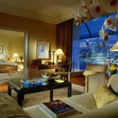 Отель The Ritz-Carlton, Millenia Singapore интерьер отеля