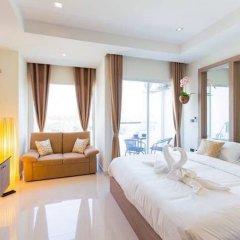 Отель Nam Talay Jomtien Beach Паттайя комната для гостей фото 3