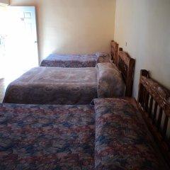 Отель Los Pinos Мексика, Креэль - отзывы, цены и фото номеров - забронировать отель Los Pinos онлайн комната для гостей фото 3
