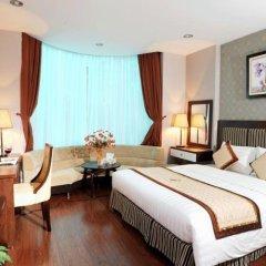 Hanoi Venus Hotel комната для гостей