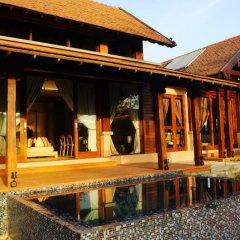 Отель Anantaya Resort and Spa Passikudah фитнесс-зал фото 4