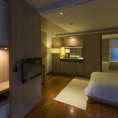 Отель X2 Vibe Phuket Patong 4* Стандартный номер разные типы кроватей фото 13
