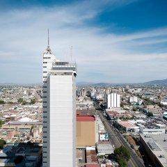 Hotel Misión Guadalajara Carlton балкон