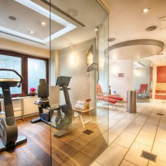 Leonardo Hotel & Residenz München фитнесс-зал фото 2