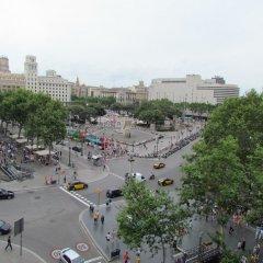 Отель Barcelona City Ramblas (Pensión Canaletas) Испания, Барселона - 1 отзыв об отеле, цены и фото номеров - забронировать отель Barcelona City Ramblas (Pensión Canaletas) онлайн балкон фото 4
