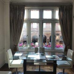 Апартаменты Suitely Trafalgar Square Luxury Apartment Лондон комната для гостей фото 2