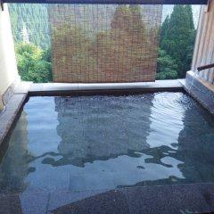 Отель Gokan Resort Ushidake Тояма бассейн