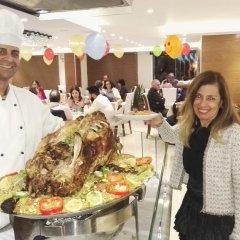 Отель P Quattro Relax Hotel Иордания, Вади-Муса - отзывы, цены и фото номеров - забронировать отель P Quattro Relax Hotel онлайн фото 8