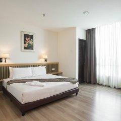 Отель De Garden Hotel, Butterworth Малайзия, Баттерворт - отзывы, цены и фото номеров - забронировать отель De Garden Hotel, Butterworth онлайн комната для гостей фото 3