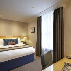 Отель Amba Hotel Charing Cross Великобритания, Лондон - 2 отзыва об отеле, цены и фото номеров - забронировать отель Amba Hotel Charing Cross онлайн комната для гостей фото 4