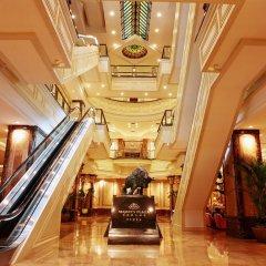 Отель Majesty Plaza Shanghai Китай, Шанхай - отзывы, цены и фото номеров - забронировать отель Majesty Plaza Shanghai онлайн интерьер отеля фото 2