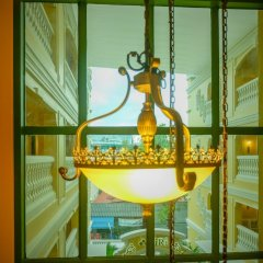 Siri Heritage Bangkok Hotel балкон