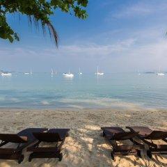 Отель Villa Tanamera пляж