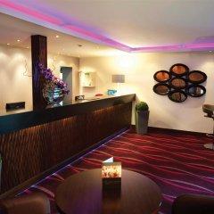 Отель Hallmark Inn Manchester South интерьер отеля фото 2