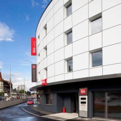 Отель Ibis Genève Petit Lancy парковка