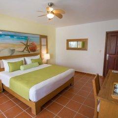 Отель whala!bávaro Доминикана, Пунта Кана - 5 отзывов об отеле, цены и фото номеров - забронировать отель whala!bávaro онлайн комната для гостей фото 3