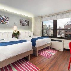 Отель The Paul Hotel NYC-Chelsea, Ascend Hotel Collection США, Нью-Йорк - отзывы, цены и фото номеров - забронировать отель The Paul Hotel NYC-Chelsea, Ascend Hotel Collection онлайн комната для гостей фото 4