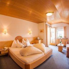 Отель Wellnesshotel Glanzhof Марленго комната для гостей фото 3