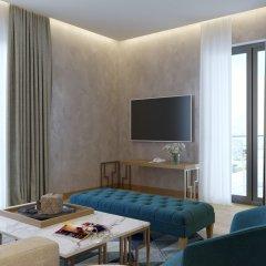 Отель Lusso Mare Черногория, Будва - отзывы, цены и фото номеров - забронировать отель Lusso Mare онлайн комната для гостей фото 4