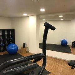 Отель Exe Almada Porto Порту фитнесс-зал фото 4