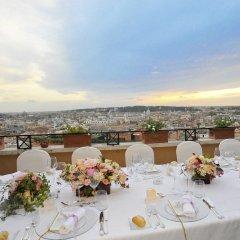 Отель Hassler Roma Италия, Рим - отзывы, цены и фото номеров - забронировать отель Hassler Roma онлайн помещение для мероприятий фото 2