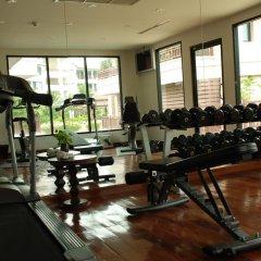 Отель Alpina Phuket Nalina Resort & Spa фитнесс-зал