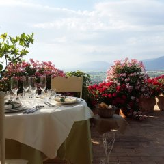 Отель Eremo delle Fate Сполето помещение для мероприятий фото 2