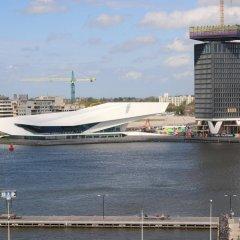 Отель Ibis Amsterdam Centre Амстердам приотельная территория фото 2