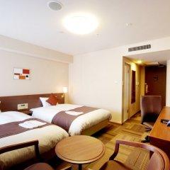 Daiwa Roynet Hotel Hachinohe Мисава комната для гостей фото 3