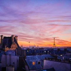 Normandy Hotel Париж балкон