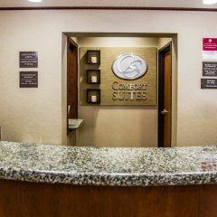Отель Comfort Suites Sarasota - Siesta Key интерьер отеля