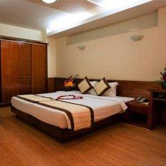 Отель Golden Rain Вьетнам, Нячанг - 8 отзывов об отеле, цены и фото номеров - забронировать отель Golden Rain онлайн комната для гостей фото 4