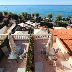 Отель Residence Del Prado Рива-Лигуре пляж