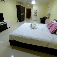 Donmueang Airport Residence Hostel комната для гостей фото 2