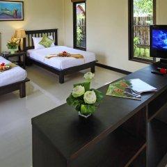 Отель The Villa Laemhin Lagoon Resort спа